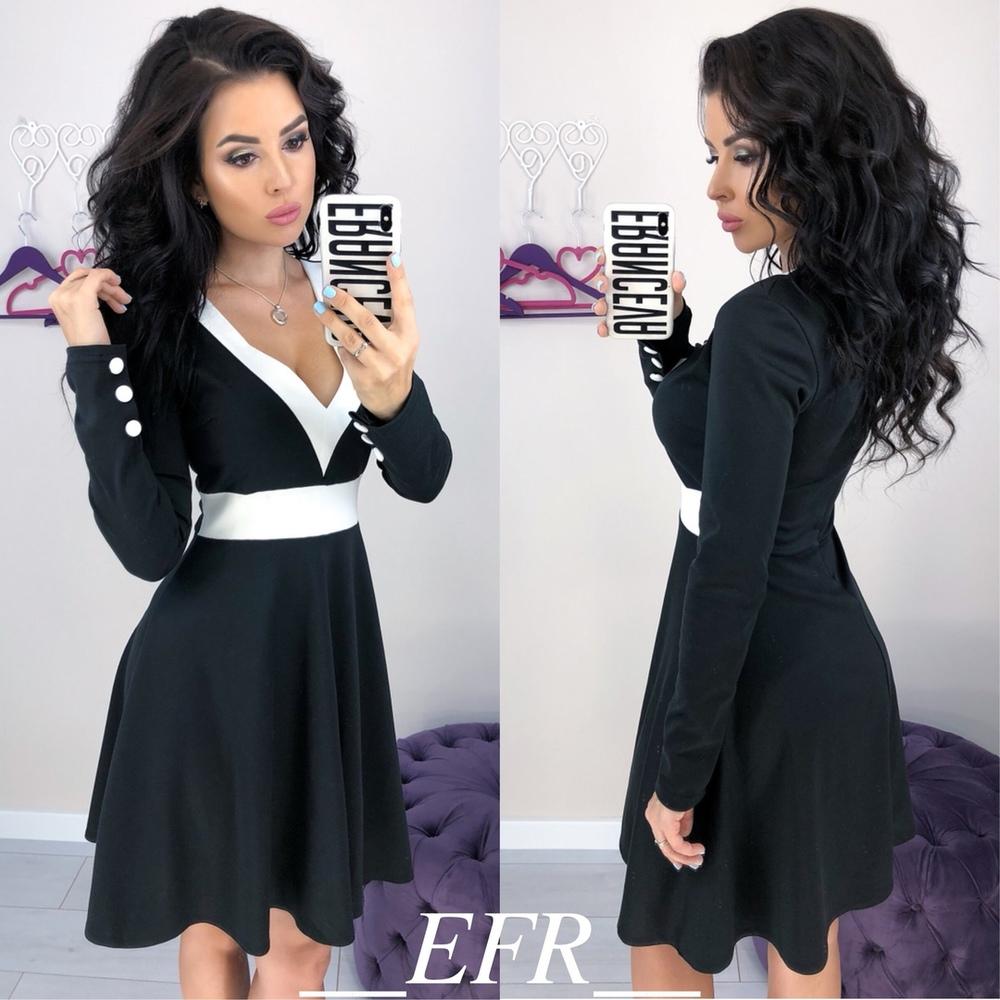 Платье ЕФ №306-3