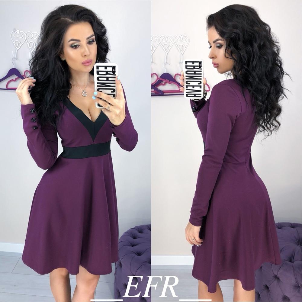 Платье ЕФ №306-2