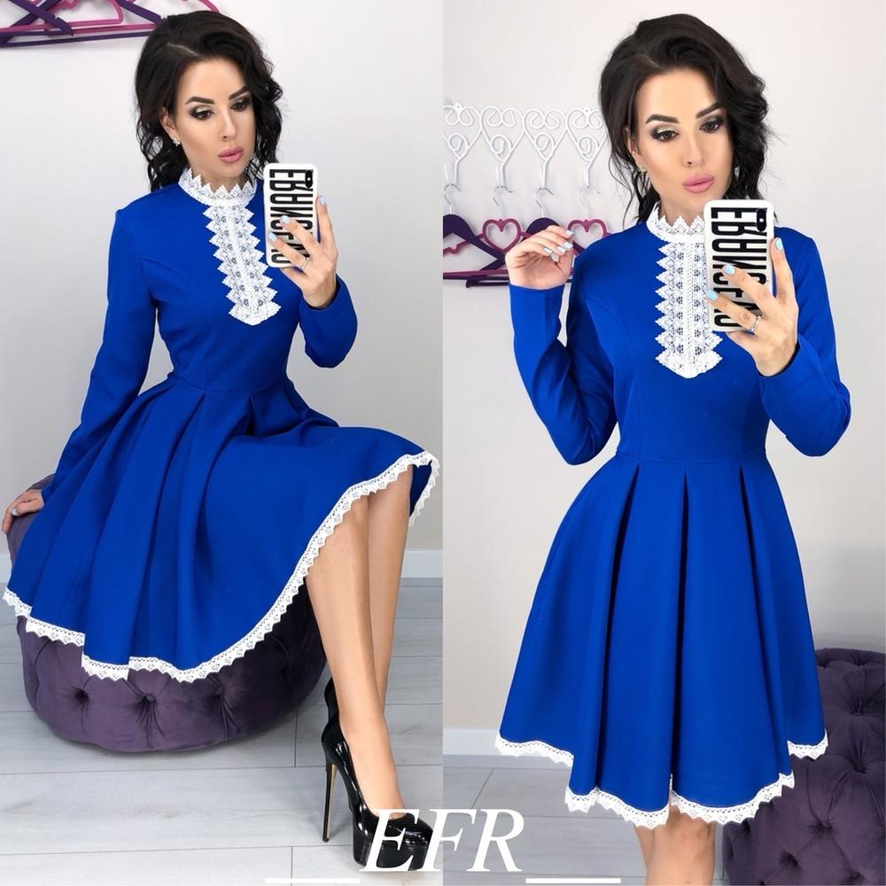 Платье ЕФ №216-4