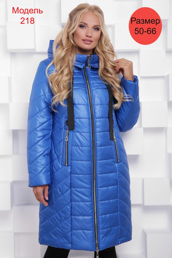 Пальто зимнее WLL №218 (электрик)