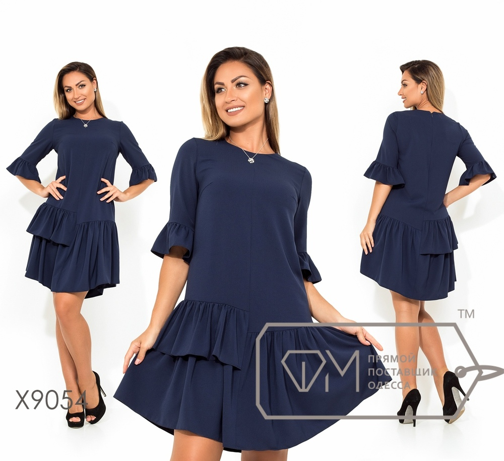 Платье № X9052-3