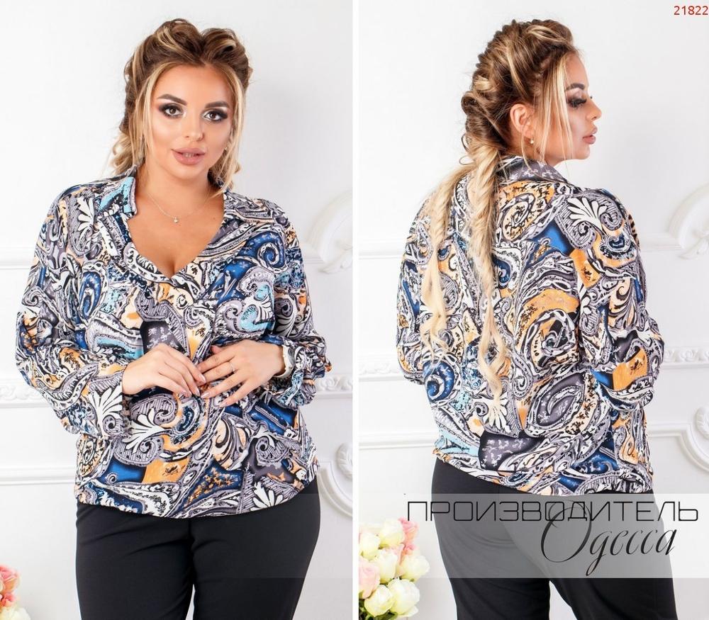 Блуза №21822 ПО