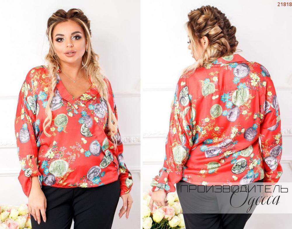 Блуза №21818 ПО