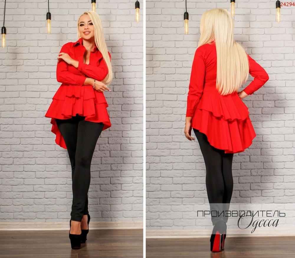 Блуза №24294 ПО