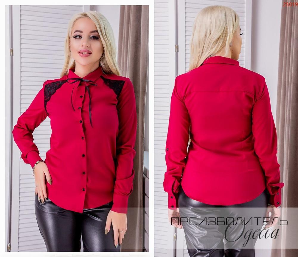 Блуза №25019 ПО